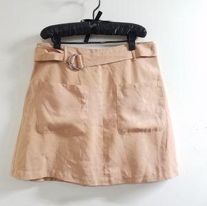 HP!! Lovers + friends Blush skirt medium
